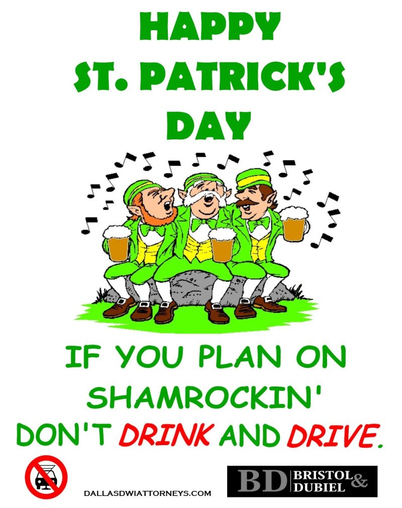 St. Patrick's Day No Refusal Weekend